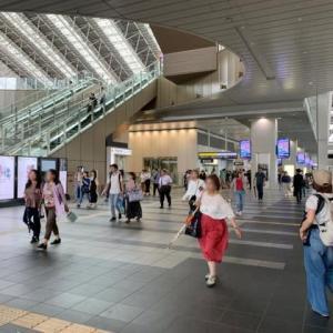 久しぶりの大阪(梅田)