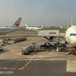 JAL 羽田→那覇 JL905便 搭乗記