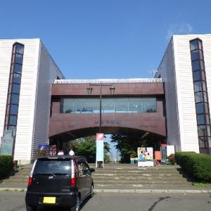 「道の駅YOU・遊・もり」道内屈指の桜の道の駅です。(^_^)/