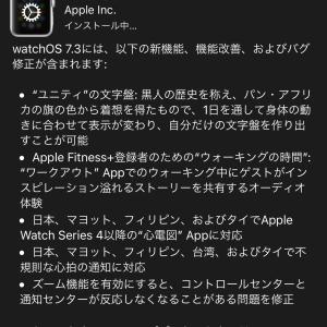 Apple Watchの心電図機能がキターーーーー!!
