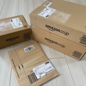 Amazonプライムデー注文品が続々到着(^^)