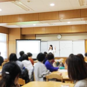 小学校の教育講演会にて講師を務めました。