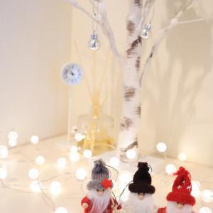 クリスマスツリーと人間ドックと。