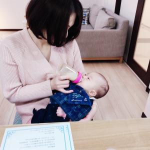 【開催報告】赤ちゃんも一緒に収納をお勉強♪♪