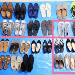 【玄関収納】靴を見直し爽やかな春を迎えたい!