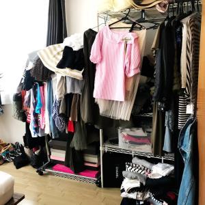 【BEFORE→AFTER】たくさんの服をどう残すか!?