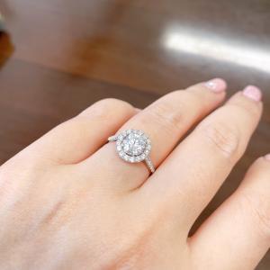 眠っていた婚約指輪が生き返った!!!