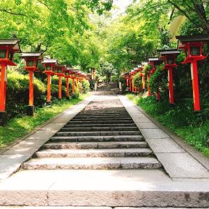 【鞍馬&貴船】パワースポットとして有名な京都の名所へ行こう♡アクセス方法と由岐神社編♡