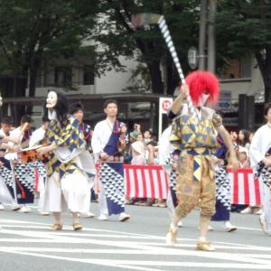【京都】棒振り囃子が観られる、縁結びがご利益の綾傘鉾【祇園祭】