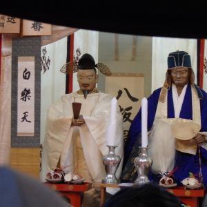 【京都】いろんな国の織物で飾られる白楽天山【祇園祭】