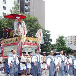 【京都】安産の神として信仰が厚い占出山【祇園祭】