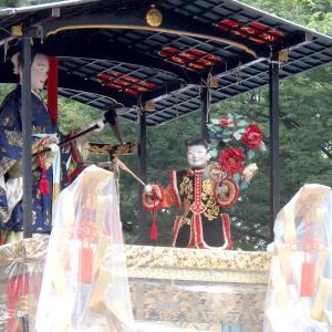 【京都】親孝行の故事を題材に作られた郭巨山【祇園祭】