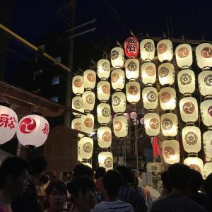 【京都】独創的な船のかたちを模した山鉾が 大人気の舩鉾【祇園祭】