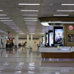 めちゃくちゃ便利!金浦空港内にあるZIMZOMを利用して身軽にソウル市内へ♪