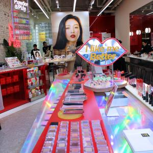 espoirで買ったもの&3万ウォン以上購入で貰えるミニクッションファンデ♡