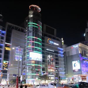 ソウル2日目からのホテルは東大門でお初のホテルへ♪