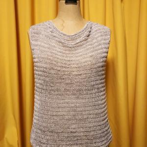 編物のドレープ