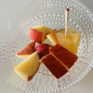 【実験】栄養いっぱい!リンゴファーストした糖尿病夫の食後血糖値は…?- 糖尿病夫の低糖質食(2019年12月8日)