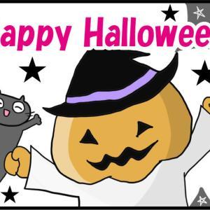Happy Halloween♪炊飯器で簡単★低糖質かぼちゃチーズケーキ!