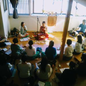 『Gina Sala Japan Tour 2019』① ティーチャートレーニング