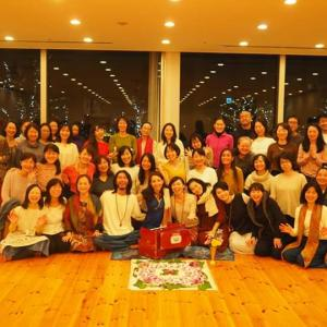 『Gina Sala Japan Tour 2019』③ Kirtan & Nada Yoga