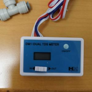 アクア用のTDSメーターの精度。。