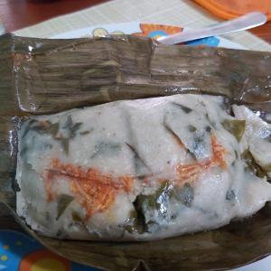 メキシコのチピリンタマレス