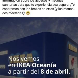 IKEAメキシコのオープン日