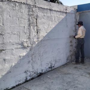外壁塗り直し