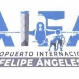 新メキシコシティ国際空港のロゴ