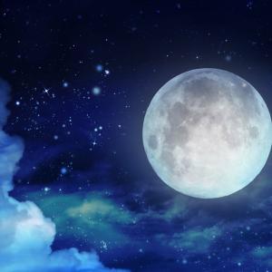 【乙女座満月】自分を喜ばせる日~自己批判を捨てて自分に慈愛を向ける