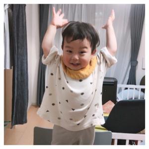 ◯1歳8ヶ月のキロク◯