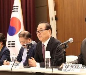 Twitterで韓国語作文(11)「韓国国会代表団が訪日結果説明」