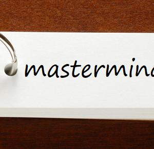 英検1級レベルの単語 — mastermind