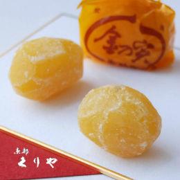 ◇秋の京菓子十撰◇ 贅沢な味わい 栗甘納豆「金の実」【京都くりや】