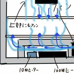 我が家のヘラクレス温室作製(その6)