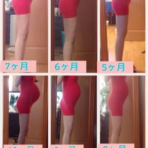 39W3D 体重&体型変化まとめ画像