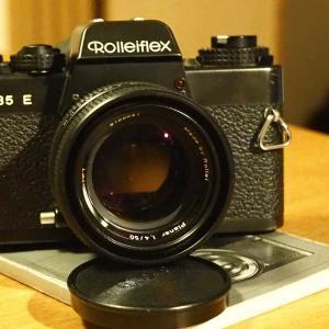 Rolleiflex SL35 E ・使い方のポイント