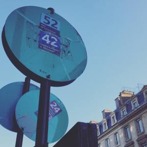 パリでのバスデビューの思い出