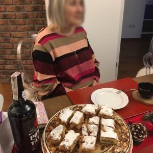 ポーランドのママのリンゴのケーキと春の訪れ、そして金柑ジャムと満開の寒桜