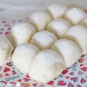 一緒に食べられる甘酒の白パン