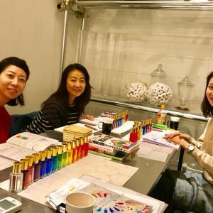 【3名様☆ご感想シェア】TCカラーセラピスト講座【12/29のみ募集中】