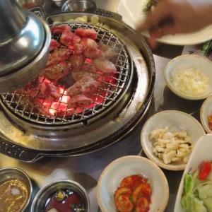 あまり開拓できていない、韓国焼き肉@Magal Korean