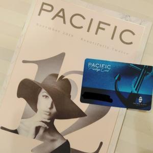 パシフィックプレイスで高額買い物したら→カード入会のすすめ