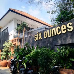 Six Ounces Coffee。カフェ巡りの好きなこと。