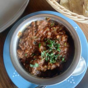 インド料理の難しさを垣間見る。Baboojiでカレー