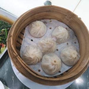 小籠包が評判すぎる中華。Jinmu Dumpling 金木