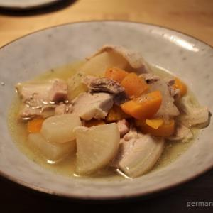 ワンオペ2週目の一皿料理