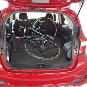 E12ノートにロードバイクを載せてみる&自転車点検