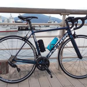 Newマシーン紹介 ANCHOR RS8 EQUIPE